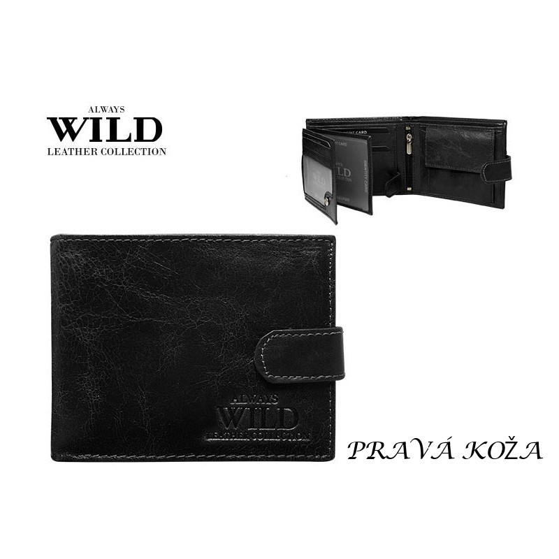 ALWAYS WILD-N992L-BLACK