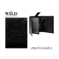 ALWAYS WILD-N104-BLACK